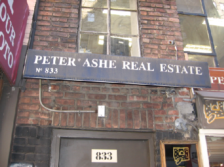 Peter Ashe Real Estate